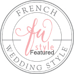 publication french wedding style